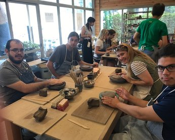 Pottery Making (Shigaraki)