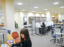 Library and Information Network Center